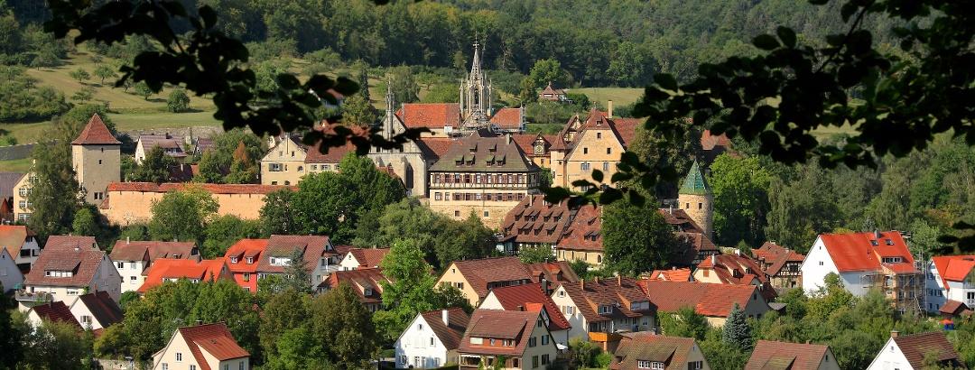 Kloster und Schloss Bebenhausen
