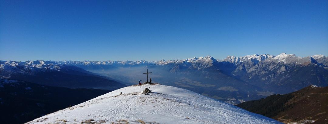Gipfel Kuhmesser