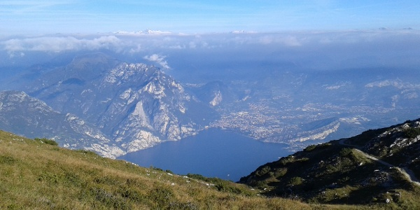 View from Monte Altissimo