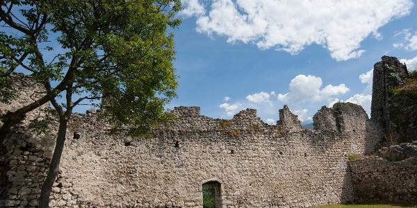 Ruins of Castle Penede - Nago