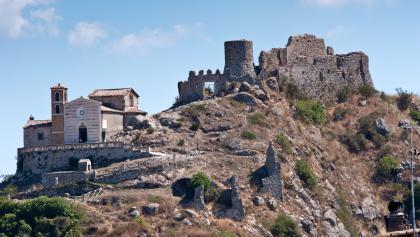 Tolfa - Il Castello
