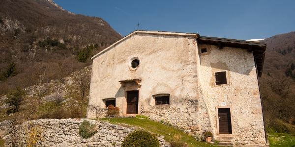 The little church of S. Giacomo