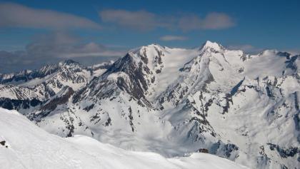 Die Eisdome der Zillertaler Alpen