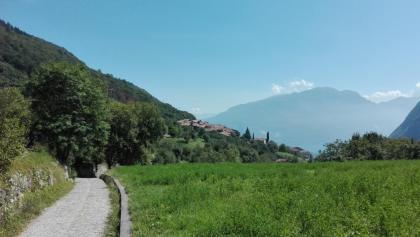 Walking to Canale