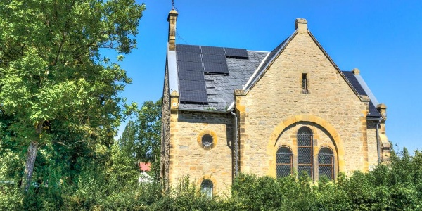 Gustav-Adolf-Kapelle - Witterda