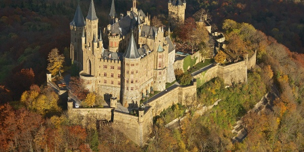Burg Hohenzollern Burg Outdooractive Com