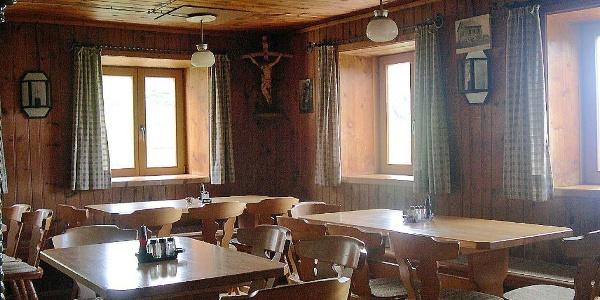 Gastraum Kaiserjochhaus
