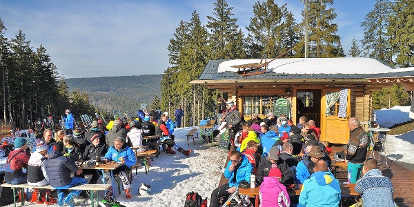 Skigebiet Erlbach - Kegelberg