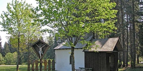 Marienkapelle in Maibrunn