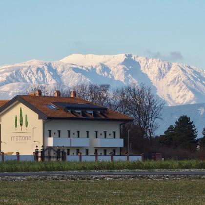 Außenansicht Schneebergblick
