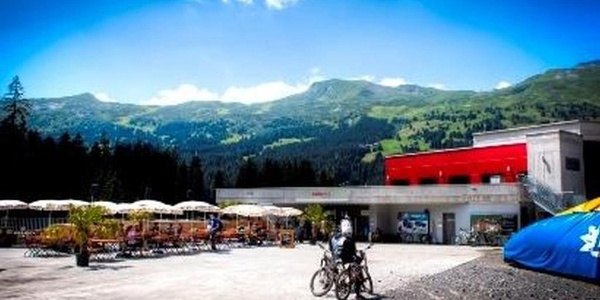 zBar Sommer Ferienregion Lenzerheide