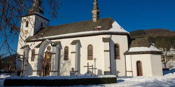 Pfarrkirche St. Gertrudis in Oberkirchen