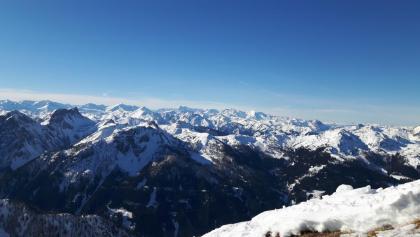 die Atemberaubende Aussicht vom Gipfel