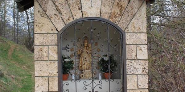 Kapelle Maria am Weg, Wiler