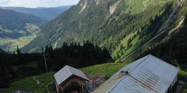 Obere Gemstelhütte Sommer I