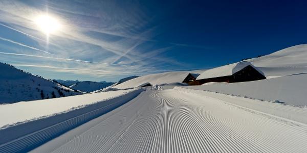 Winterwanderweg Damüls