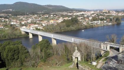 Ponta Vella zwischen Valença und Tui