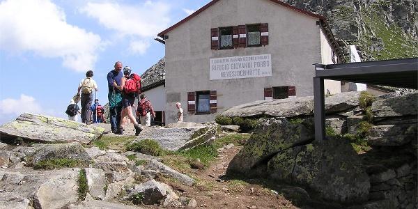 Chemnitzer Hütte