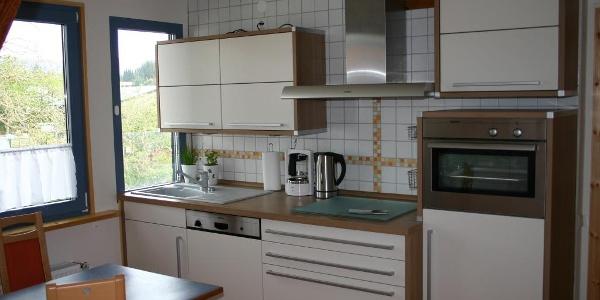 Wohnen Salvia, Küche