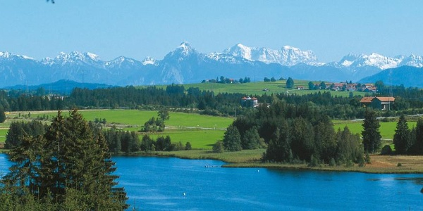 Panoramablick bei Oy-Mittelberg