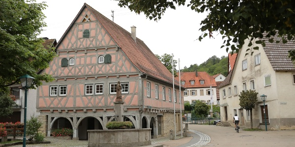 Altes Rathaus Mulfingen-Ailringen