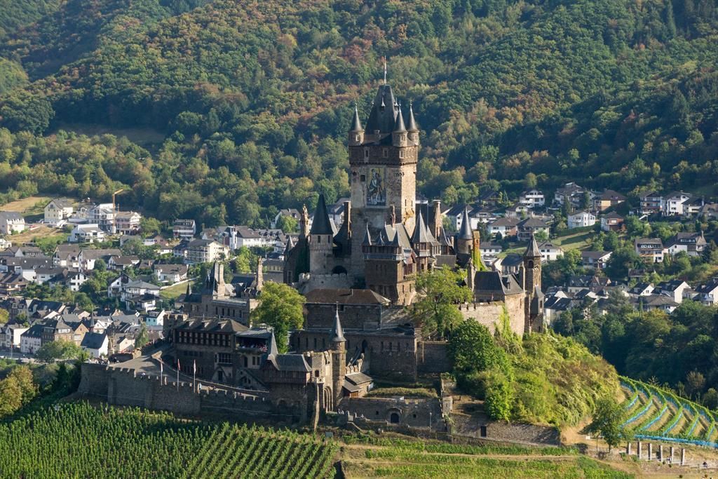 Château de Cochem • Château fort » outdooractive.com