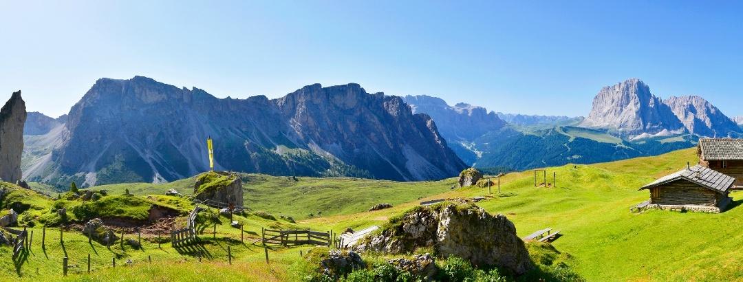 Bergtouren in Gröden