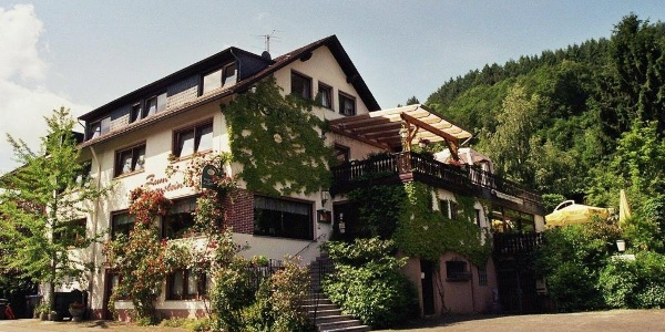 """""""Zum Langenstein"""" - Hausansicht"""