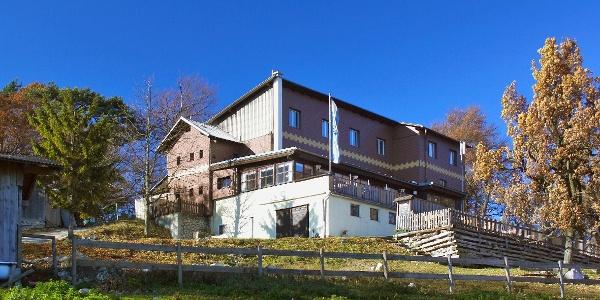 ÖTK-Hocheck Schutzhaus