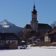Kirche von Wertach