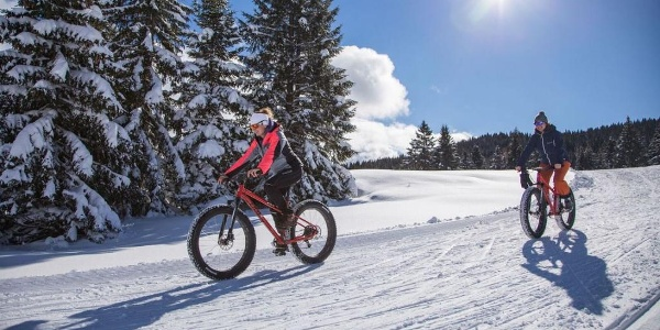 Lavarone Fat Bike - Millegrobbe - Forte Lusérn