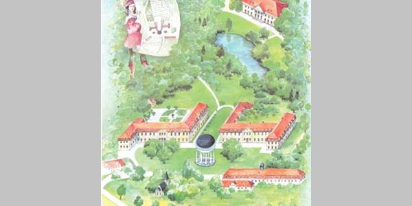 Übersichtskarte Gesundbrunnen