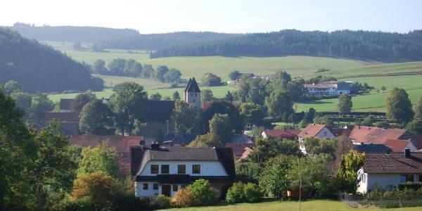 Sicht auf Heringhausen
