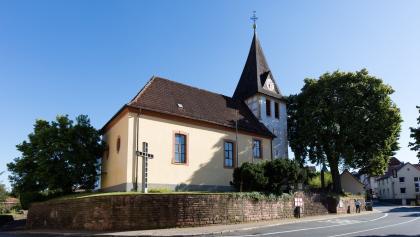 Evangelische Peterskirche in Gaiberg