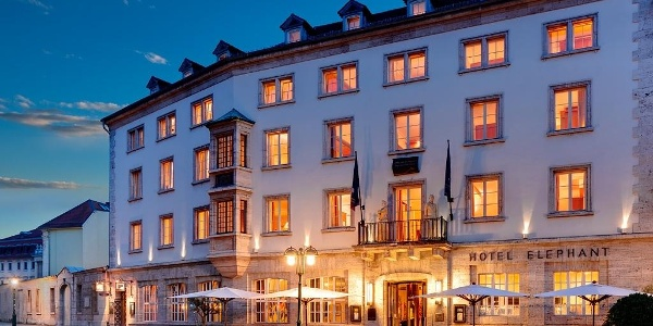 Hotel Elephant - Weimar