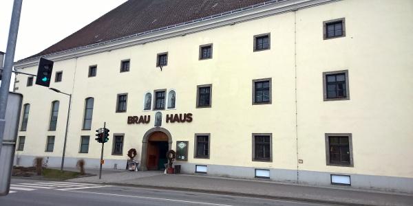Braucommune Freistadt auch zur Einkehr