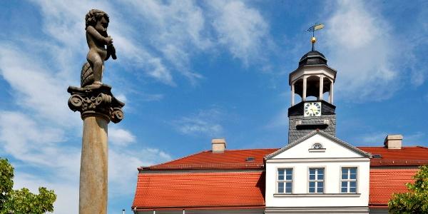 Rathaus in Bad Düben