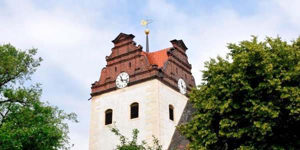 Kirche in Löbnitz