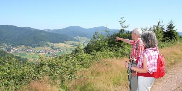 Panoramaweg Haslach
