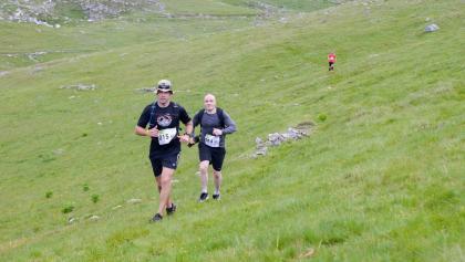 running Vucko trail