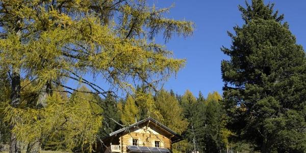 Unterpulg hut