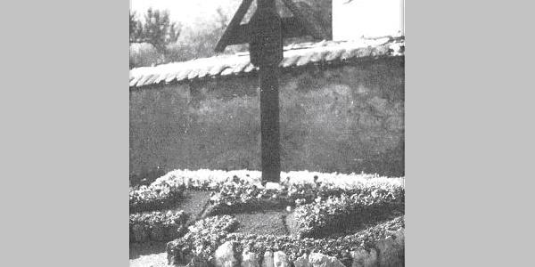Gedenkstein Flugzeugabsturz
