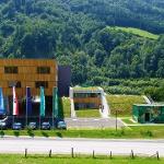Besucherzentrum Ennstal