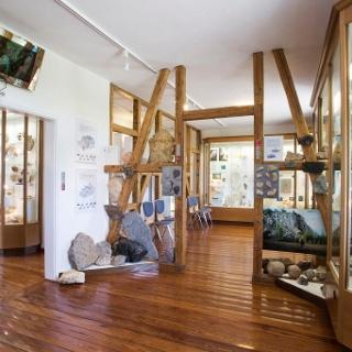 Riffmuseum mit GeoPark-Infostelle