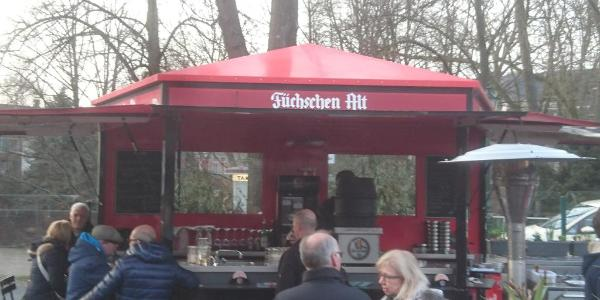 Biergarten Fuchs am Klemensplatz
