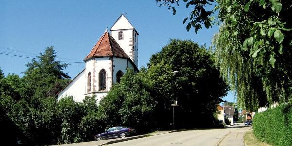 Lombach Kirche