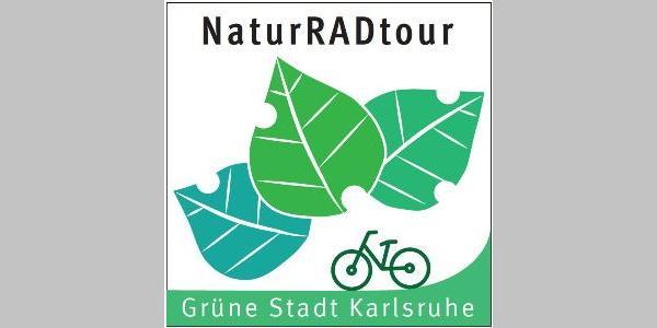 Logo NaturRADtour Karlsruhe