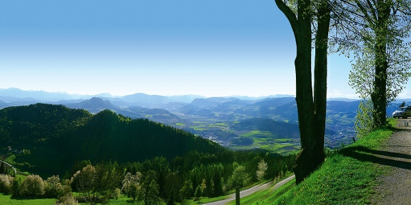 Blick vom Magdalensberg