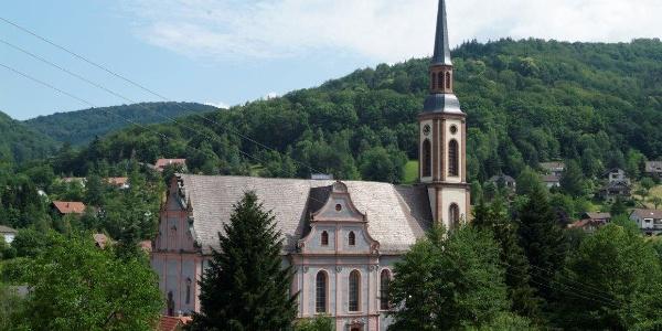 Kirche St. Landelin, Ettenheimweiler