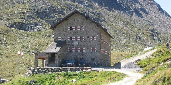 Die Martin-Busch-Hütte